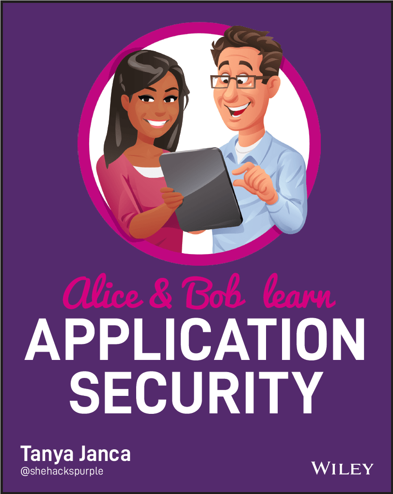 Alice and Bob Learn Application Security