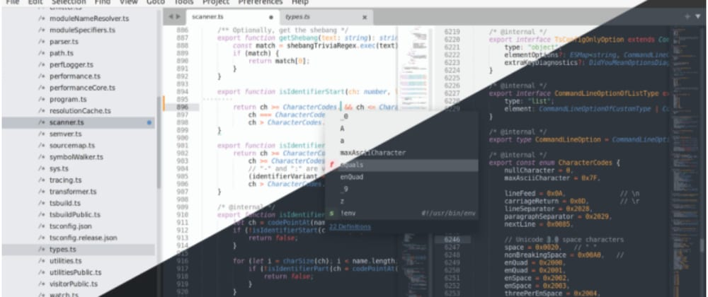 Cover image for Sublime Text 4 is here, can it convert you? (Snack Pack #6)