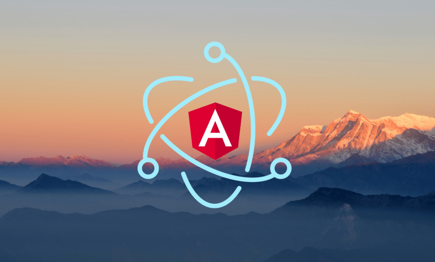 angular and electron