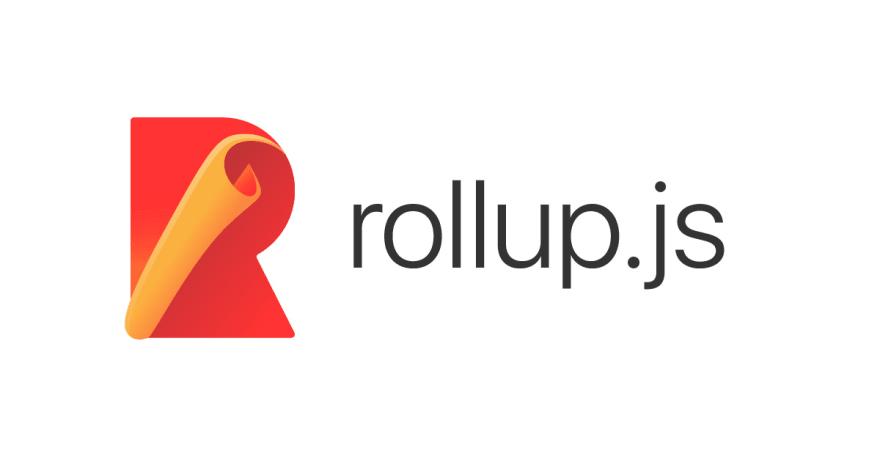 rollup js logo