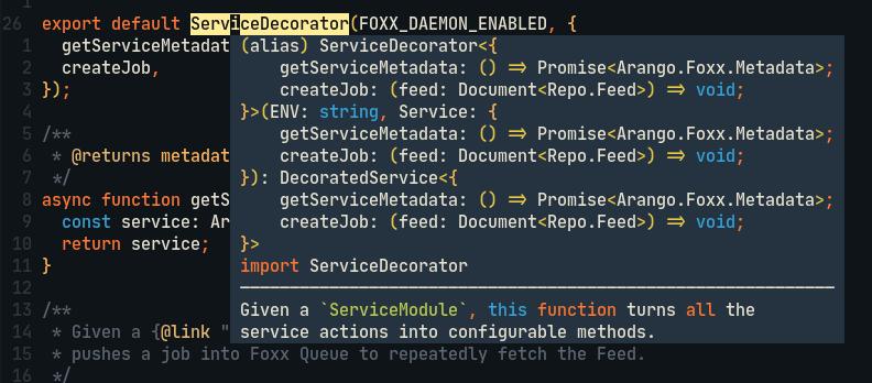 ServiceDecorator
