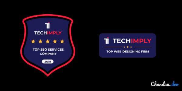 tech imply trust badges