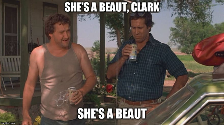 Image result for she's a beaut clark