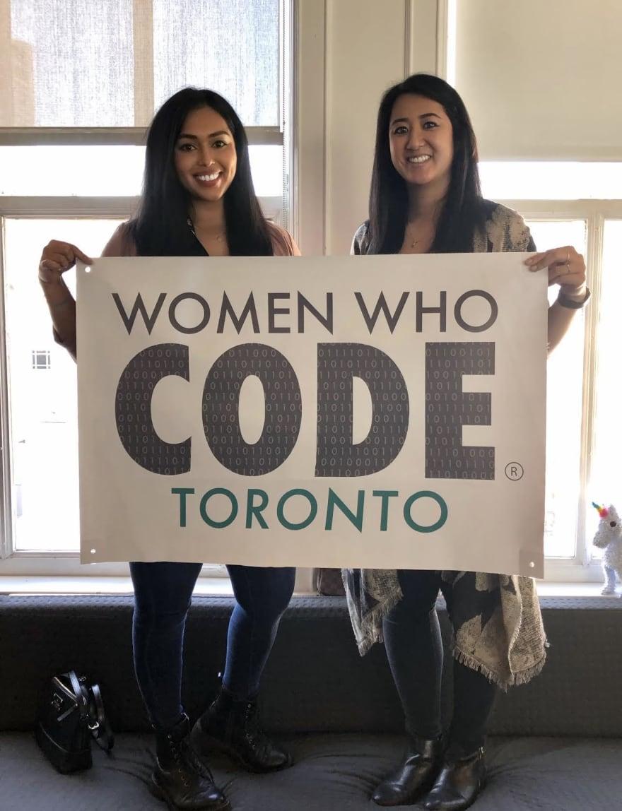 Women Who Code Toronto Execs