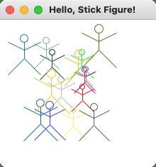 Stick Figure Screenshot