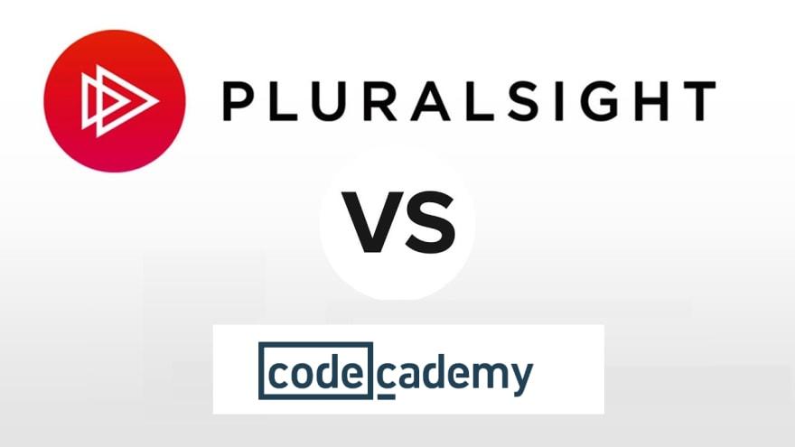 Pluralsight vs Codecademy
