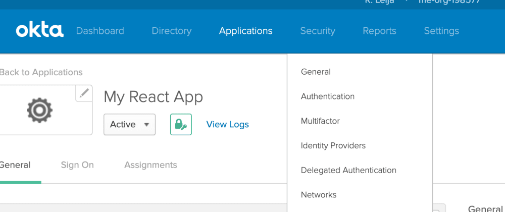 Cover image for 8 easy steps to add Okta authentication to your React app