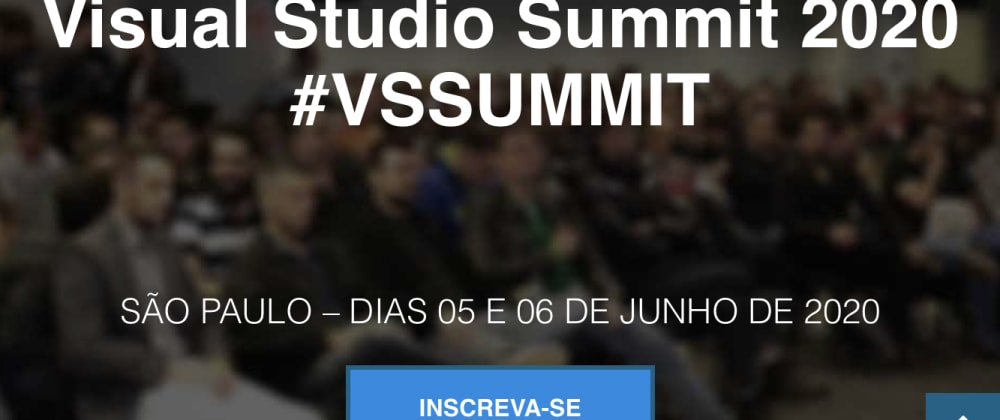 Cover image for Visual Studio Summit 2020