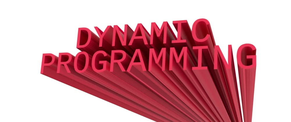 Cover image for What is Dynamic Programming? Learn Memoization and Tabulation