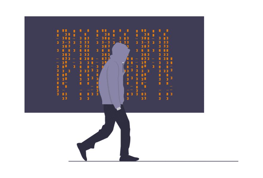 Hacking away