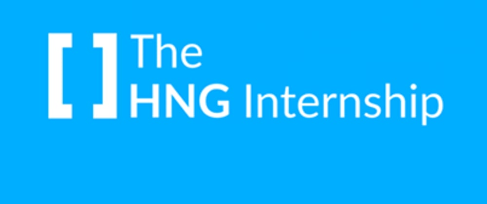 Cover image for MY GOALS FOR HNG INTERNSHIP 8.0