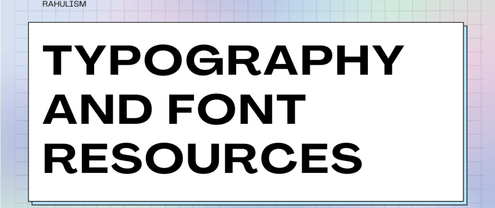 Cover image for Top 4 Amazing font generators for looking cool onWeb