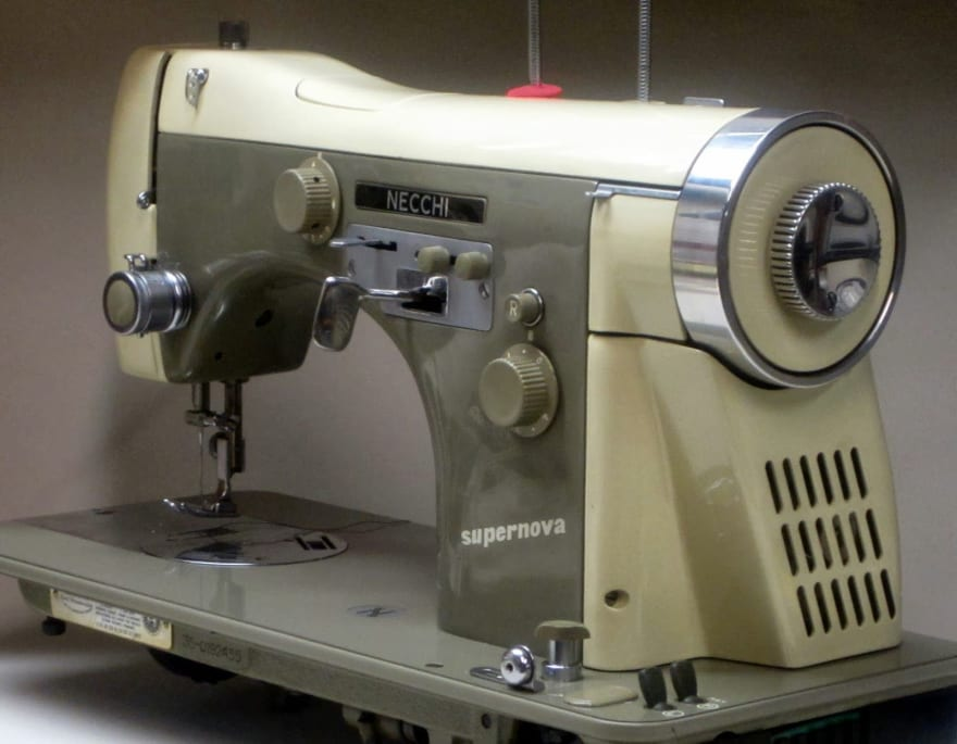 Programming and the Art of Sewing Machine Maintenance