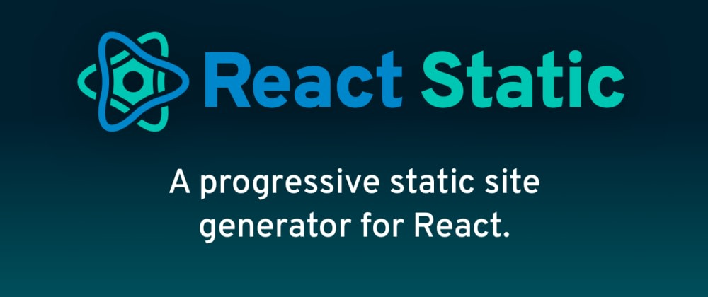 Cover image for React Static Basics