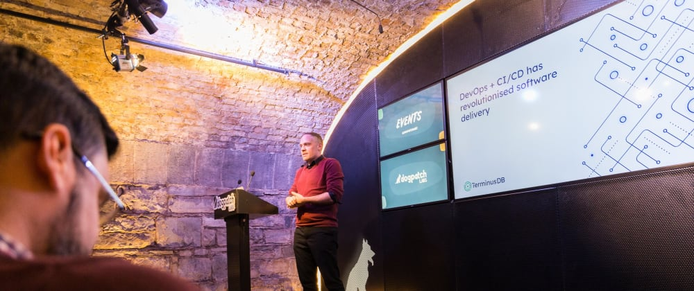 Cover image for Our DataOps Meetup at Dublin
