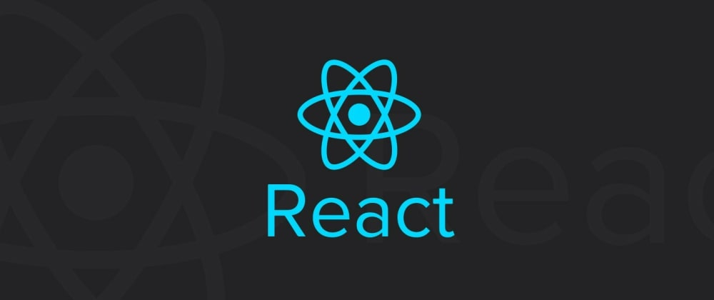 Cover image for Getting started with React