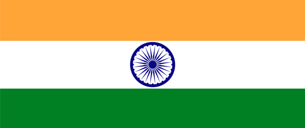 Cover image for Indian Flag with CSS Gradients
