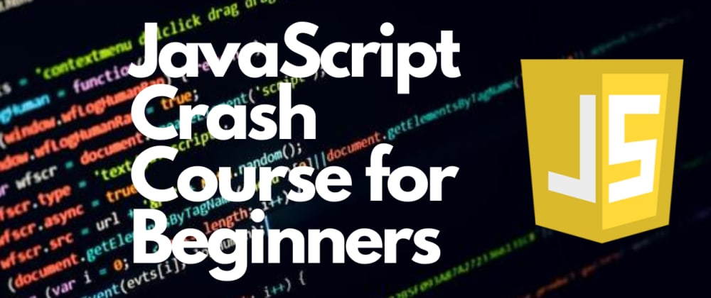 YouTube Video | JS Crash Course -1