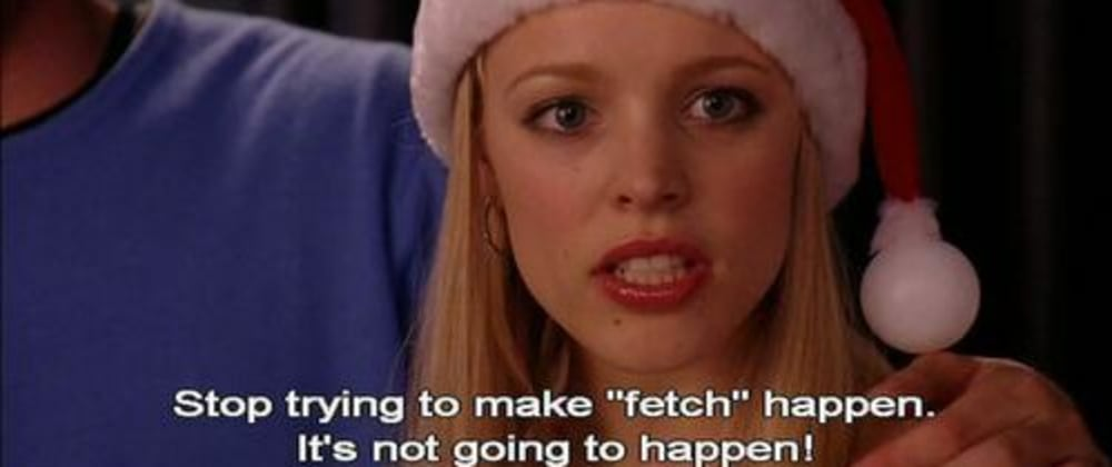 Cover image for When That's Not So Fetch: Error Handling With fetch()