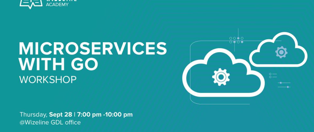 Cover image for Microservices with Go