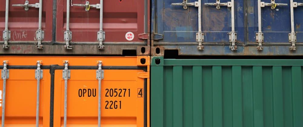 Cover image for Um Mergulho em Imagens de Containers - Parte 1