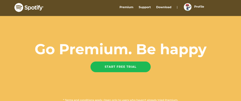 Cover image for Trying to do something sexy in vue js (Spotify Clone)