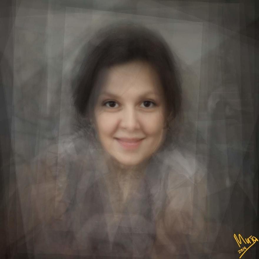 Cognitive Portrait