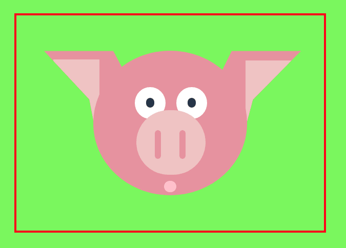 pig css art