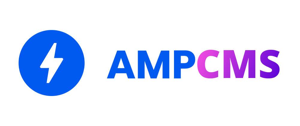 Cover image for AMP CMS: API