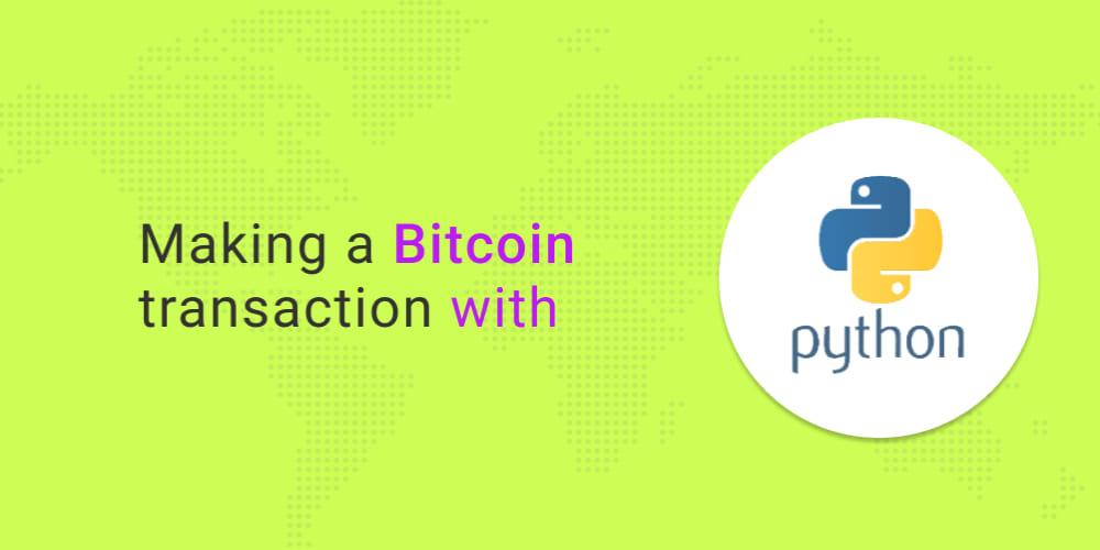 bitcoin automatizat de tranzacționare python)