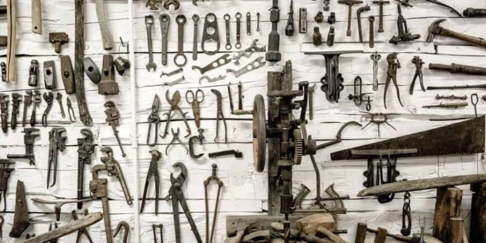 Image of article 'The tools for the job   -   How I code frontend apps in 2020'