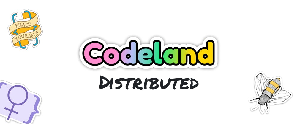 Cover image for Round One of CodeLand:Distributed Speakers, Announced!