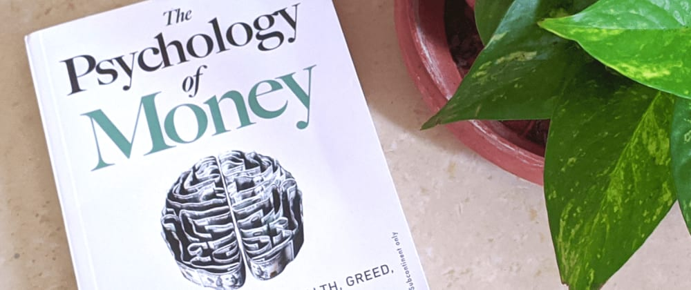 Cover image for Notes on The Psychology of Money