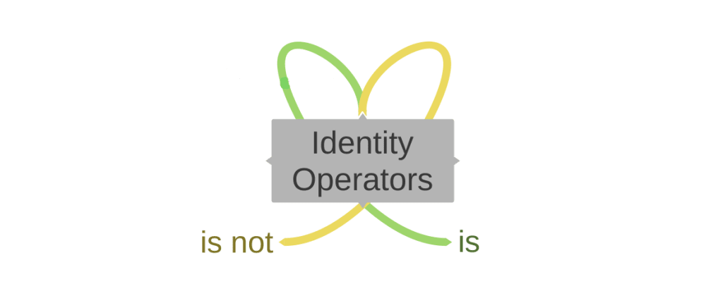 Cover image for Identity Operators in python