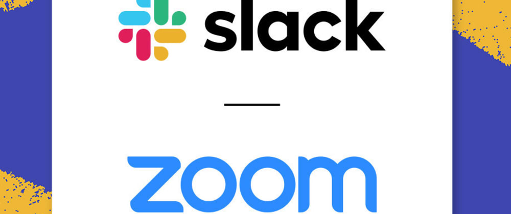 Cover image for How to automatically update your Slack status when you join a Zoom meeting