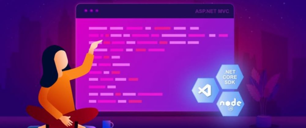 Cover image for How to Develop an ASP.NET Core Application Using Visual Studio Code