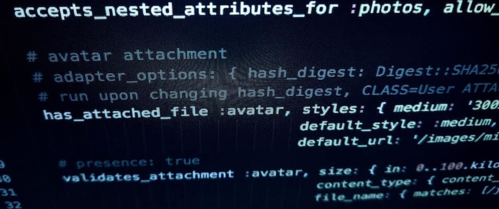 Cover image for Avoid code oversimplification with RoR