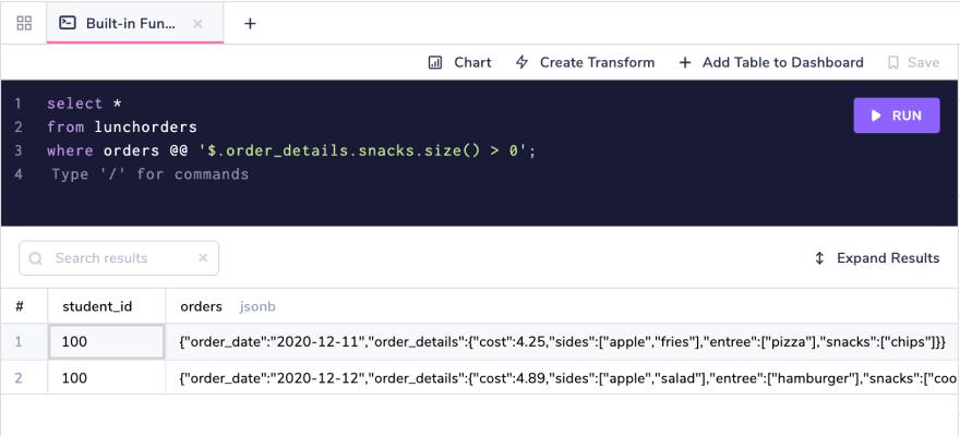 Forget SQL vs NoSQL - Get the Best of Both Worlds with JSON in PostgreSQL