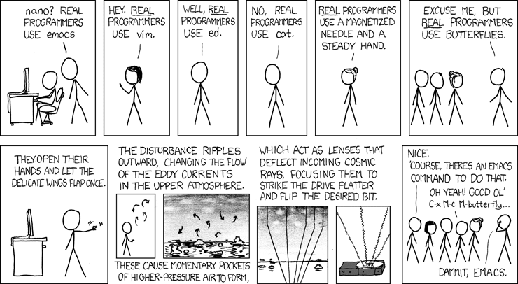xkcd-Real Programmers