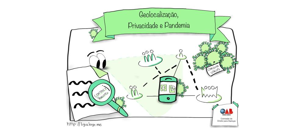 Cover image for Geolocalização, privacidade e pandemia