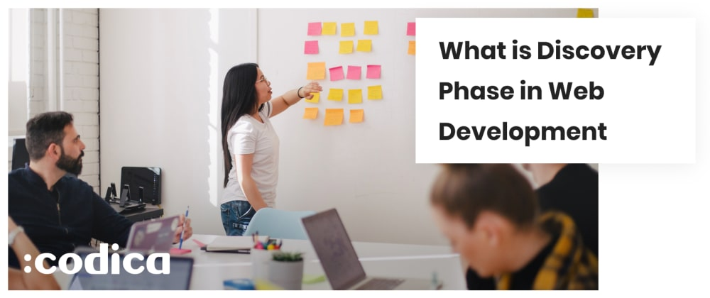 Cover image for What is Project Discovery Phase in Custom Software Development