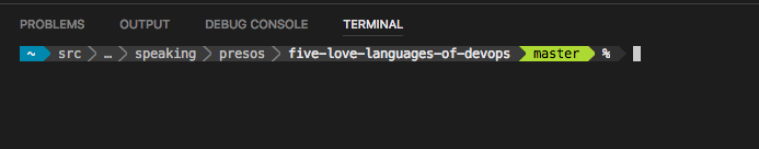 Making Powerline Work In Visual Studio Code Terminal - DEV Community