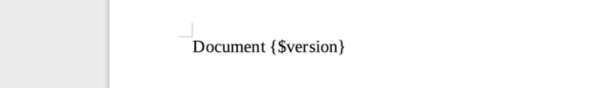 conditional report generator