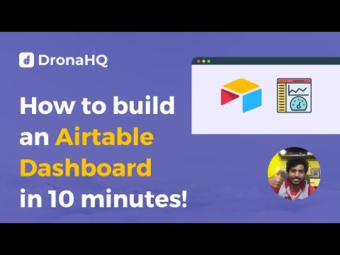 How to build airtable gui