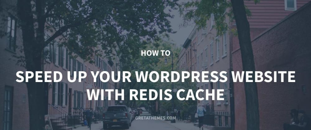 Cover image for How to Speed Up Your WordPress Website with Redis Cache