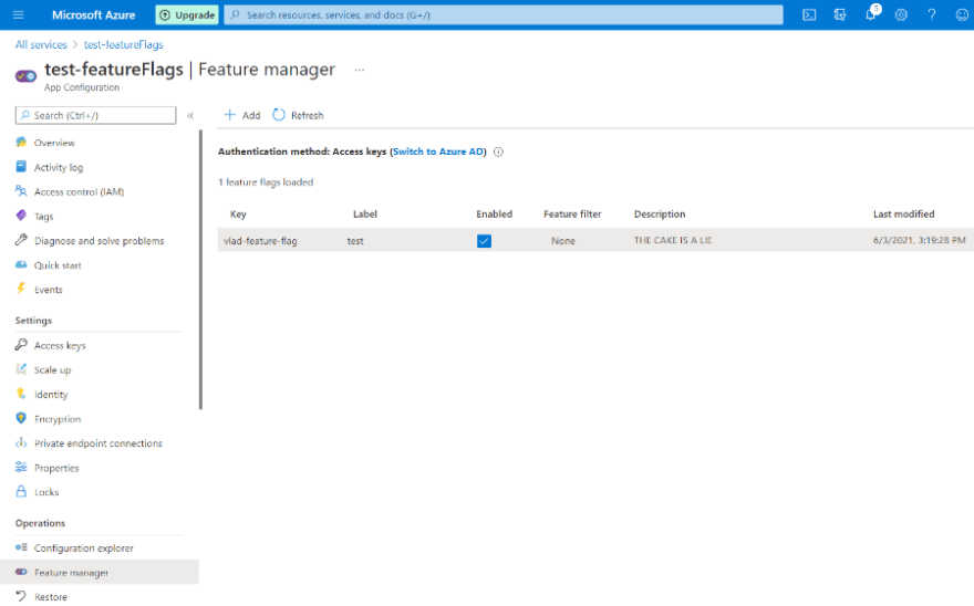 The Microsoft User Interface