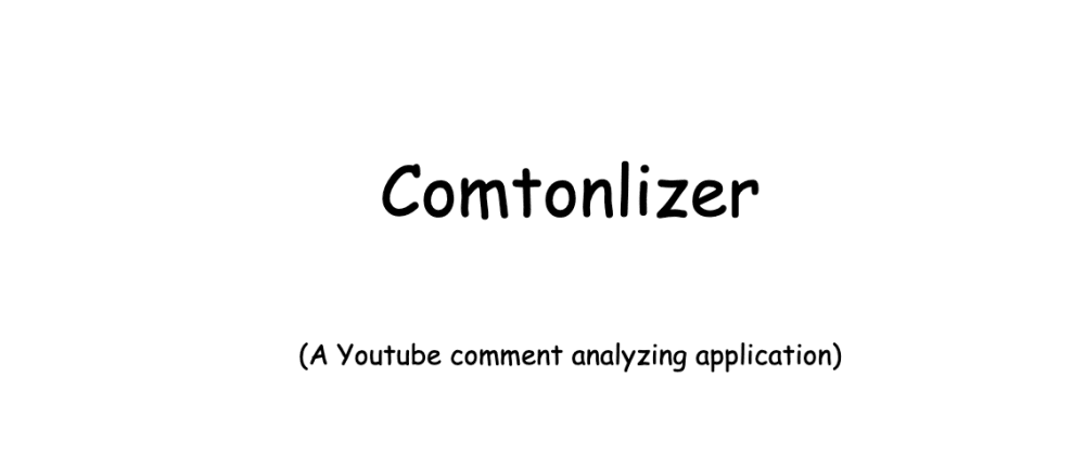 Cover image for Comtonlizer