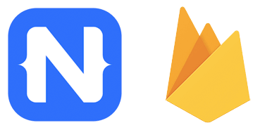 nativescript and firebase