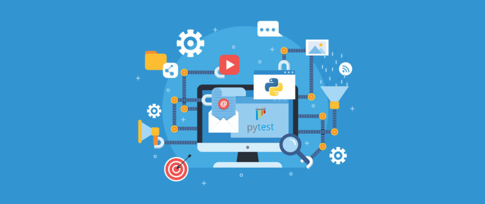 Cover image for Introduction about Pytest and its plugins