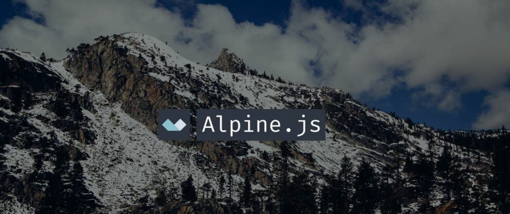 Cover image for Introducing AlpineJs. The Ideal jQuery Replacement